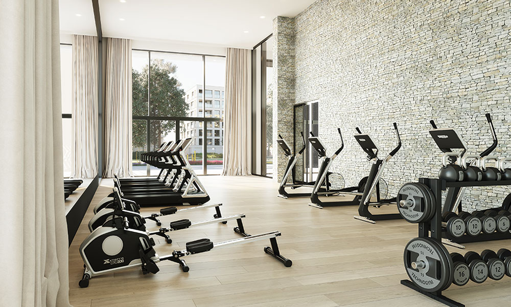 privé fitness parkview