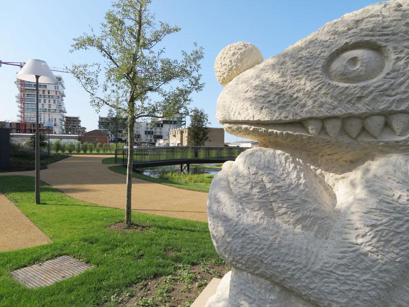 Central park Oostende